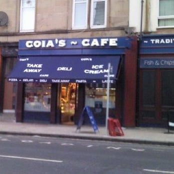 Coias Restaurant Glasgow