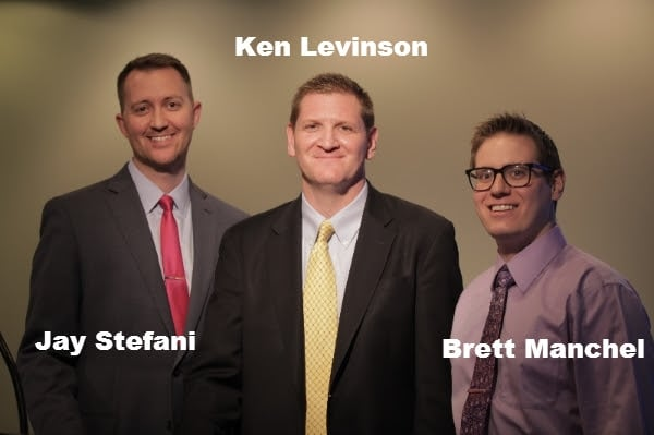 Levinson and Stefani Injury Lawyers: 230 W Monroe St, Chicago, IL