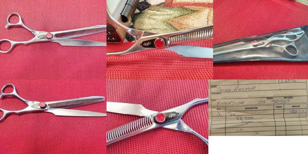 Photos Show That The Blades Are In Good Condition The
