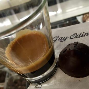 Amore Gay E Cioccolata Calda