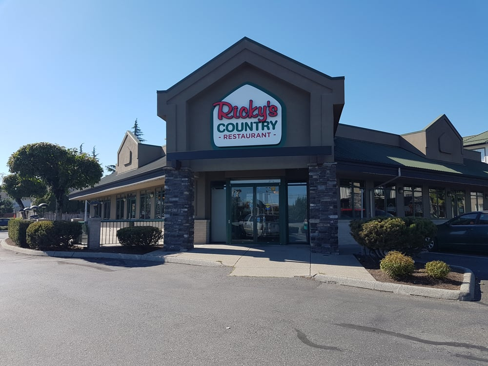 Image result for Ricky's country restaurant cloverdale