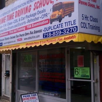 Prime Time Driving School 11 Photos Driving Schools 1 Hillel