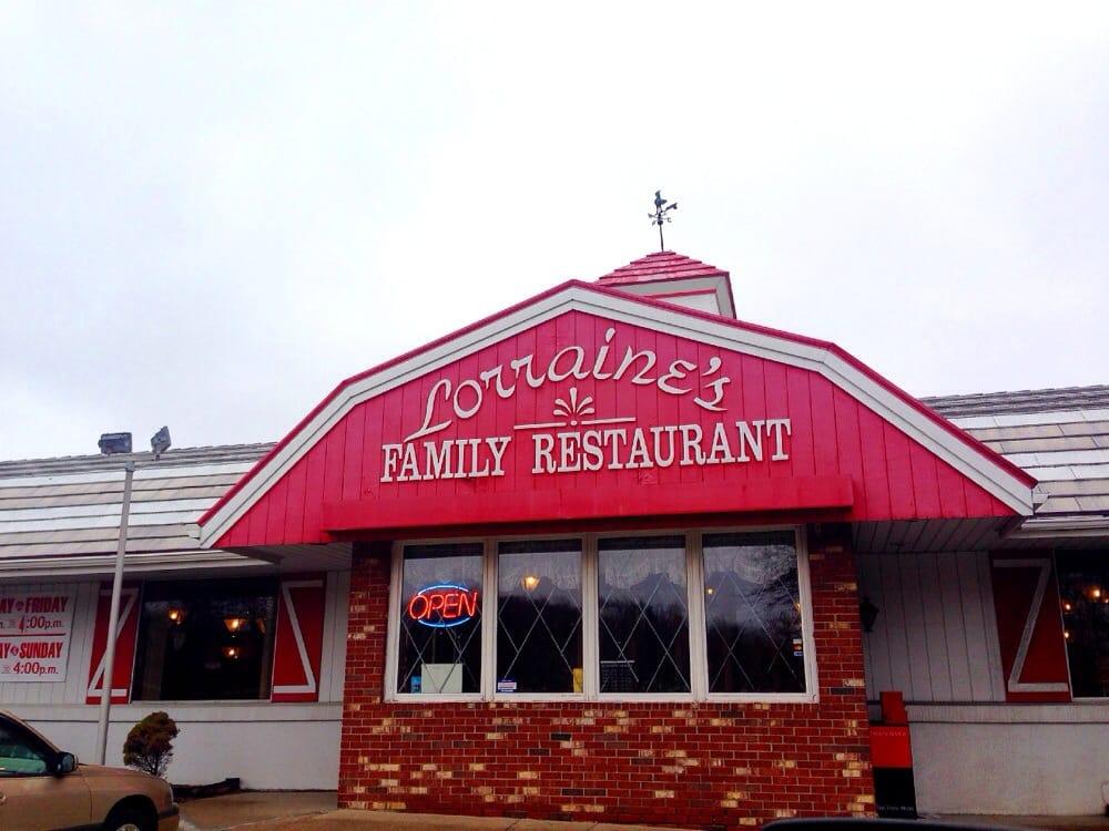 Lorraine's Family Restaurant: 1001 Guttman Blvd, Charleroi, PA