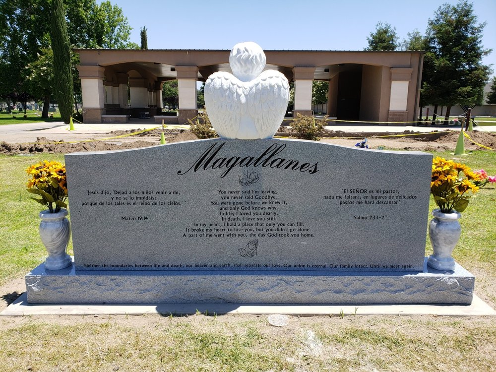 Davila Memorials & Granite Works: 41409 Road 128, Orosi, CA