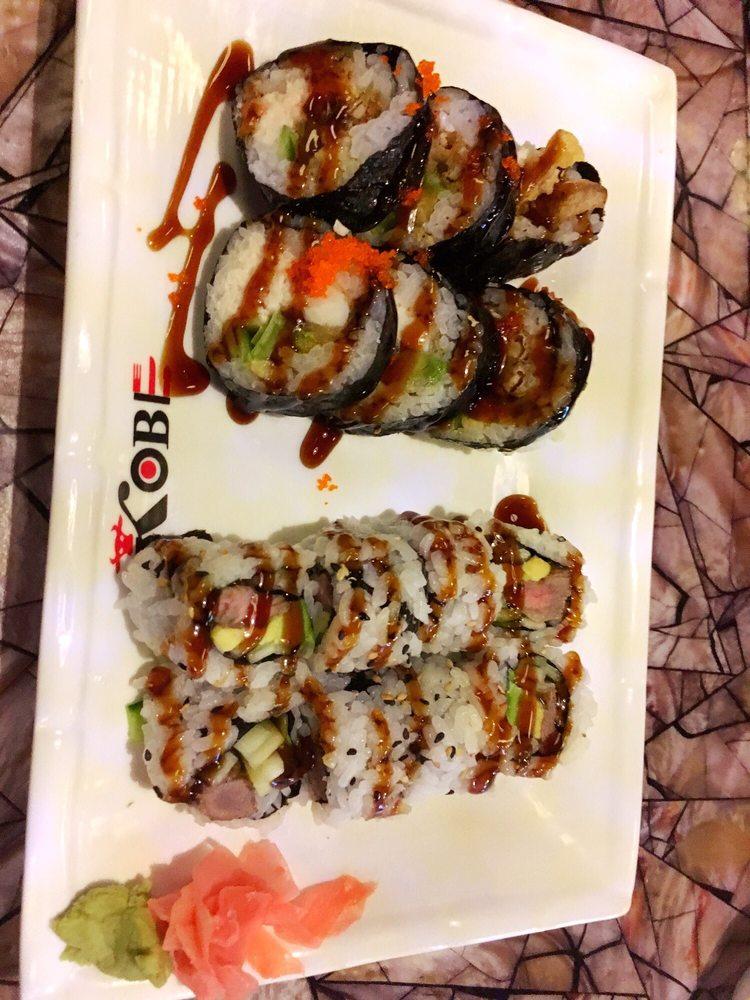 Kobe Teppan & Sushi: 7824 Pat Booker Rd, Live Oak, TX