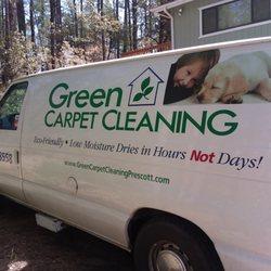 Photo Of Green Carpet Cleaning Prescott Az United States