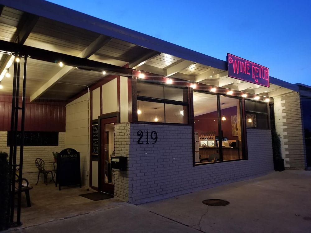 Wine Revue: 219 Parking Way, Lake Jackson, TX