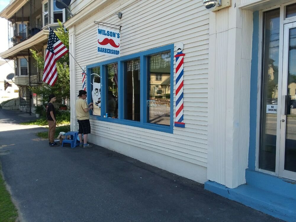 Wilson's Barbershop: 371 Union Ave, Laconia, NH