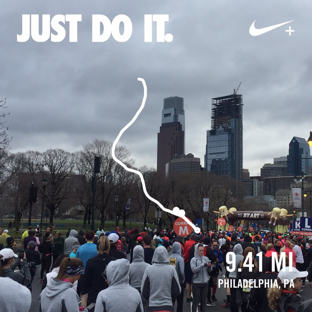 Hot Chocolate 15k and 5k