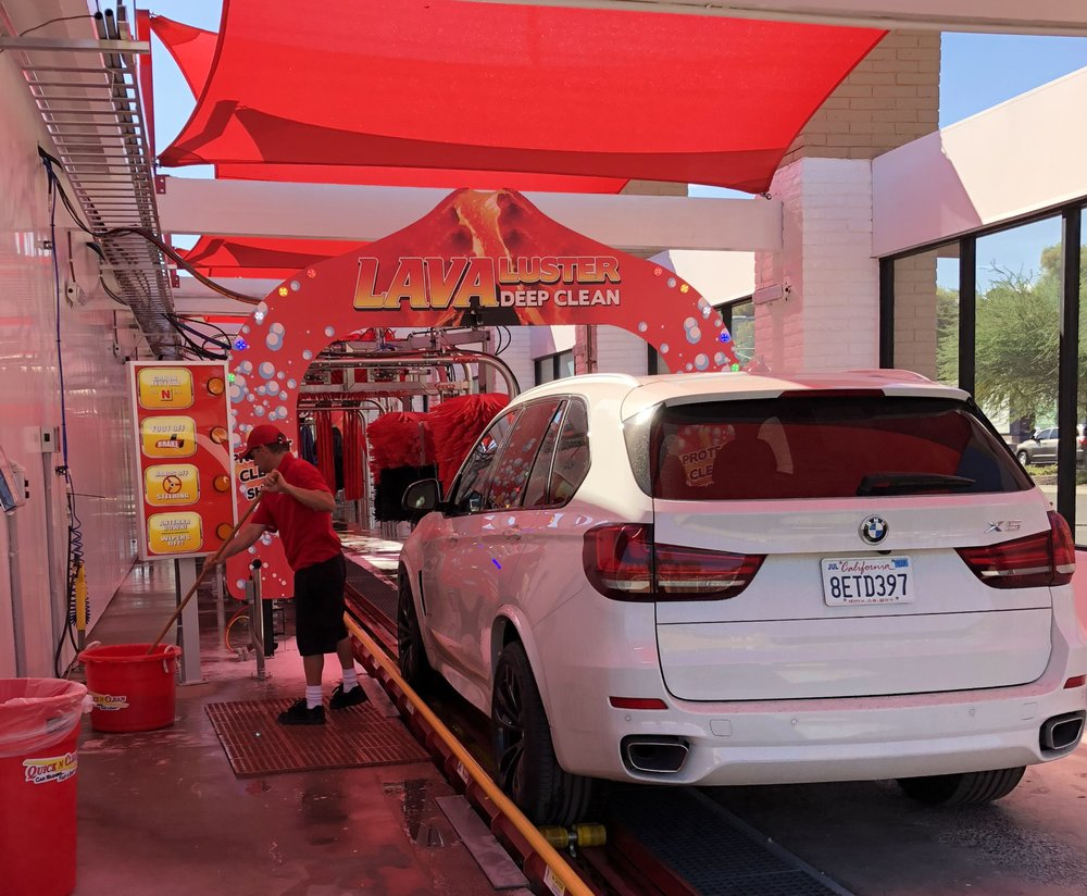 Quick N Clean Car Wash - PHOENIX AZ