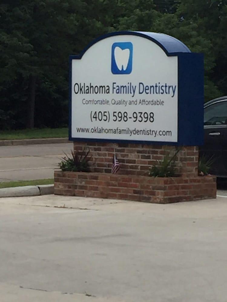 Oklahoma Family Dentistry: 712 N Broadway Ave, Tecumseh, OK
