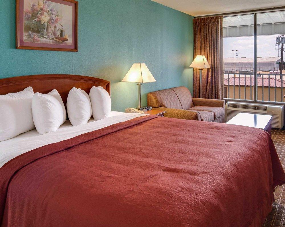 Quality Inn Paris: 3505 NE Loop US 286, Paris, TX