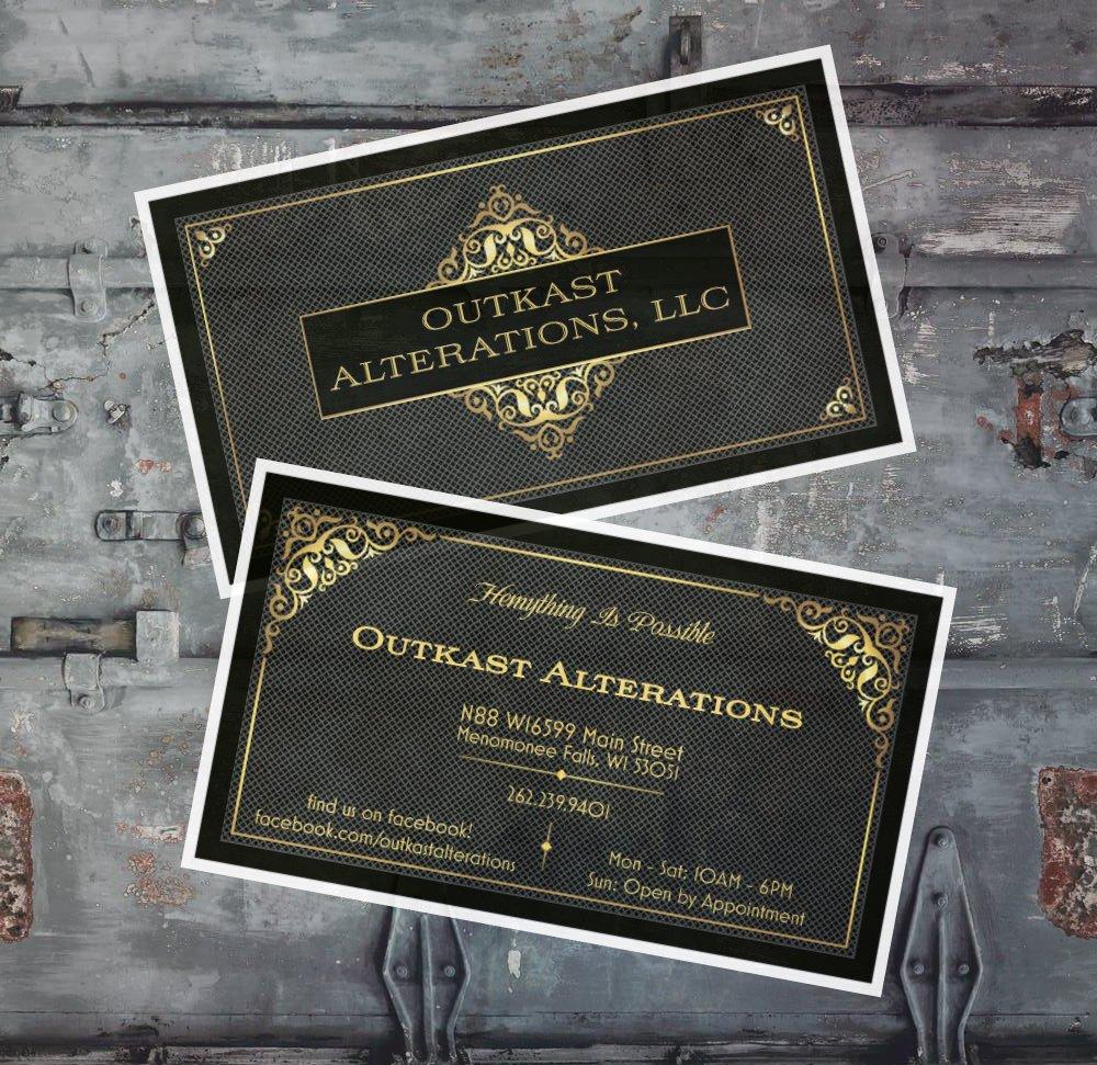 Outkast Alterations: N88W16599 Main St, Menomonee Falls, WI