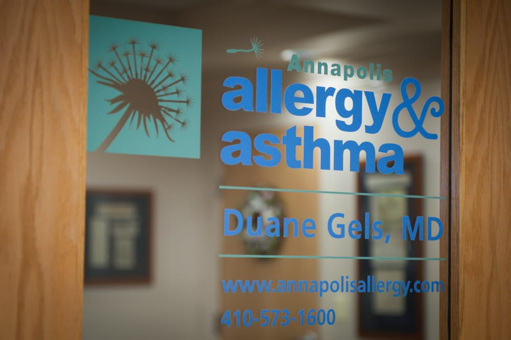 Annapolis Allergy & Asthma: 129 Lubrano Dr, Annapolis, MD