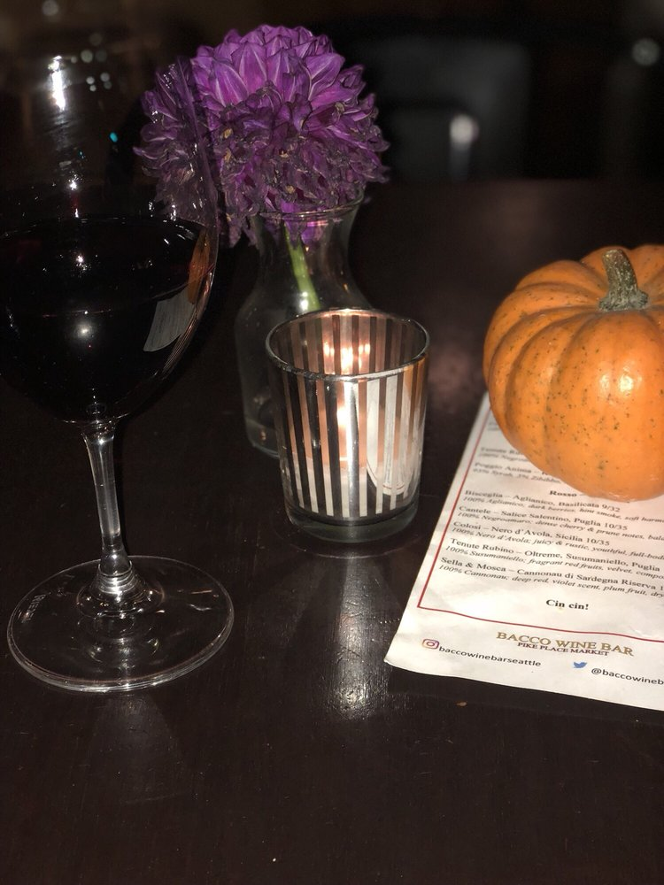 Bacco Wine Bar