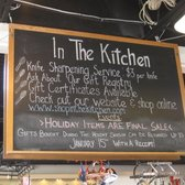 Photo Of In The Kitchen   Pittsburgh, PA, United States. Signage