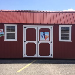 Photo Of Weather King Portable Buildings   El Paso, TX, United States. Side