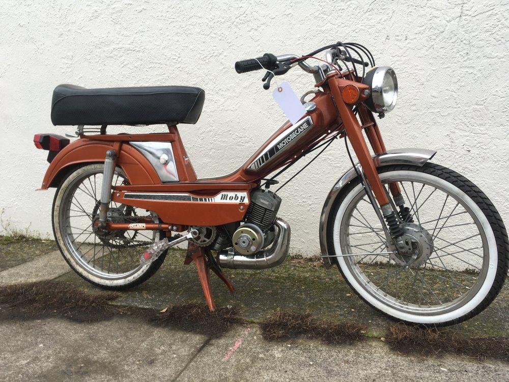 Sabatino Vintage Moped & Scooter