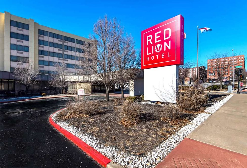 Red Lion Hotel St. Joseph: 102 South 3rd Street, St. Joseph, MO