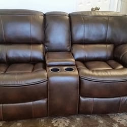 Photo Of Home Designs Furniture   Antioch, CA, United States. Leather  Recliners