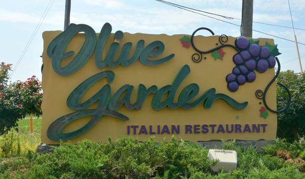 Olive Garden Italian Restaurant 8010 Concord Mills Blvd Concord, NC ...