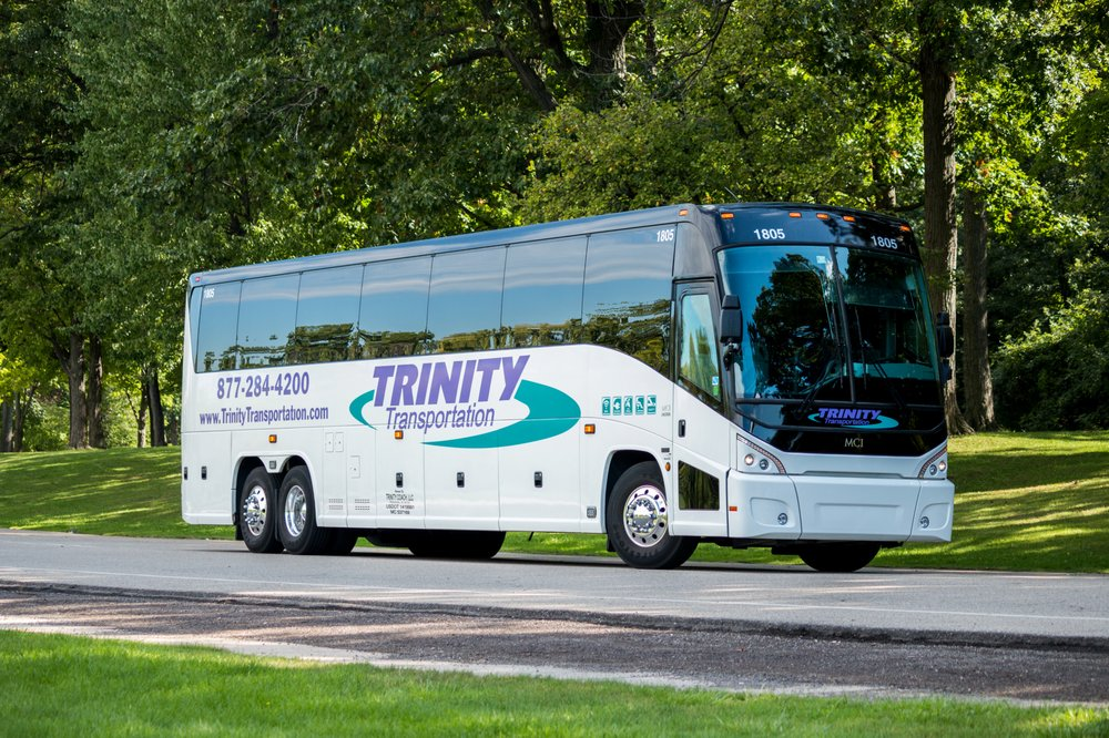 Trinity Transportation: 4624 13th St, Wyandotte, MI