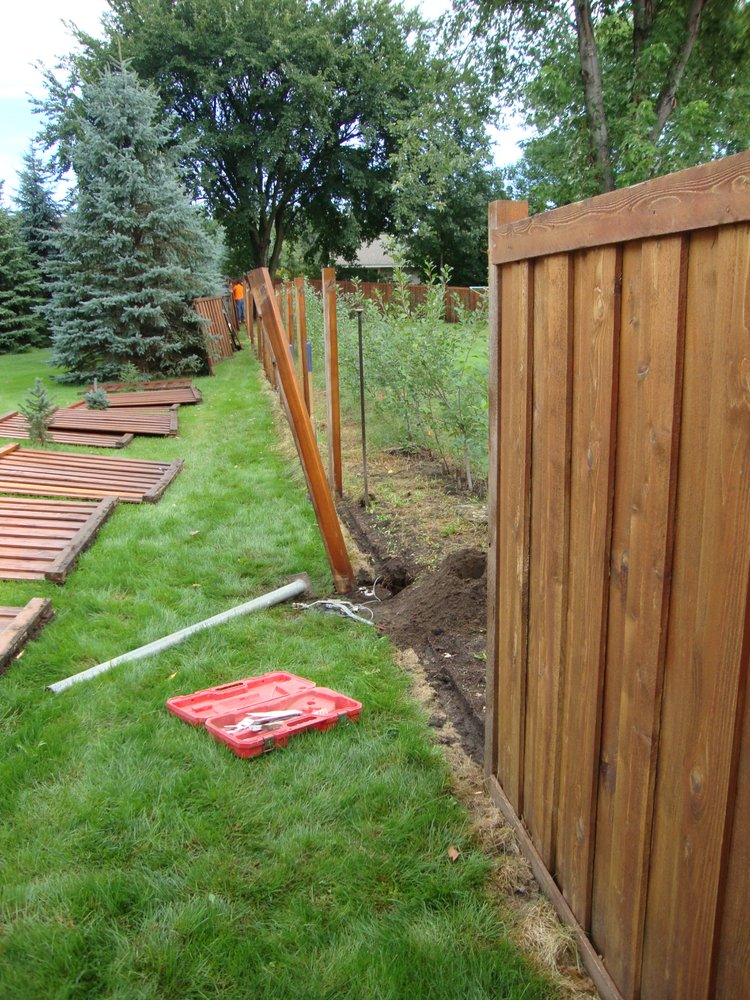 Security Fence & Construction