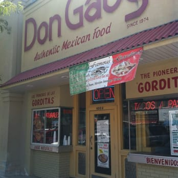 Don Gaby S Restaurant 14 Photos 15 Reviews Mexican 4804 S