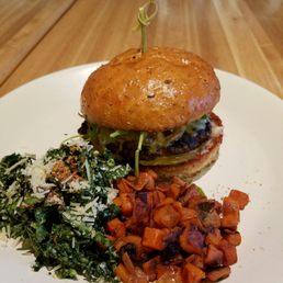 True Food Kitchen Burger photos for true food kitchen - yelp