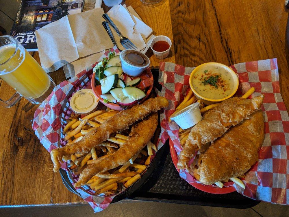 Reelfish Fish & Chips: 2770 Arapahoe Rd, Lafayette, CO