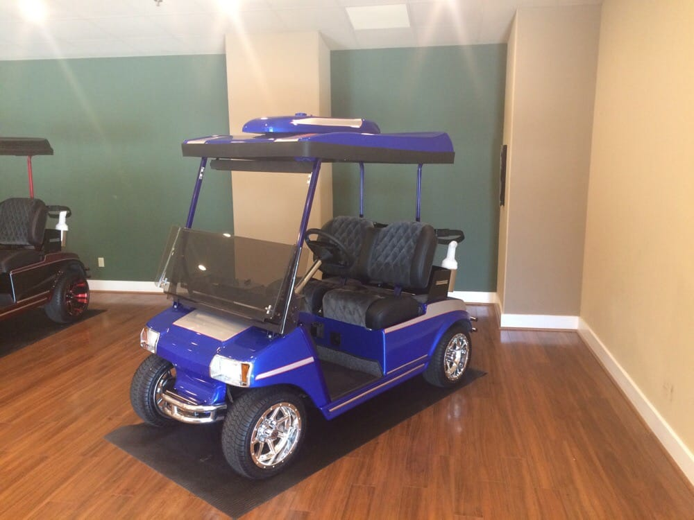 Golf Cart With Air Conditioning Yelp