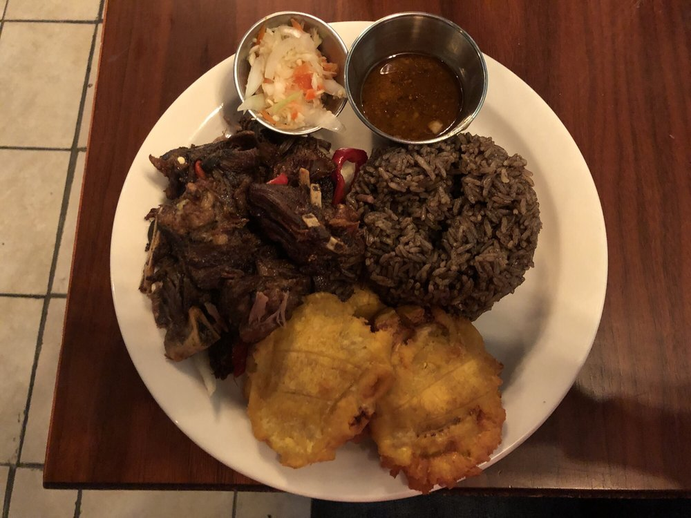 Port-au-Prince Authentic Haitian Cuisine by Don Berto's Kitchen