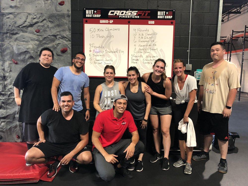 CrossFit Firestone