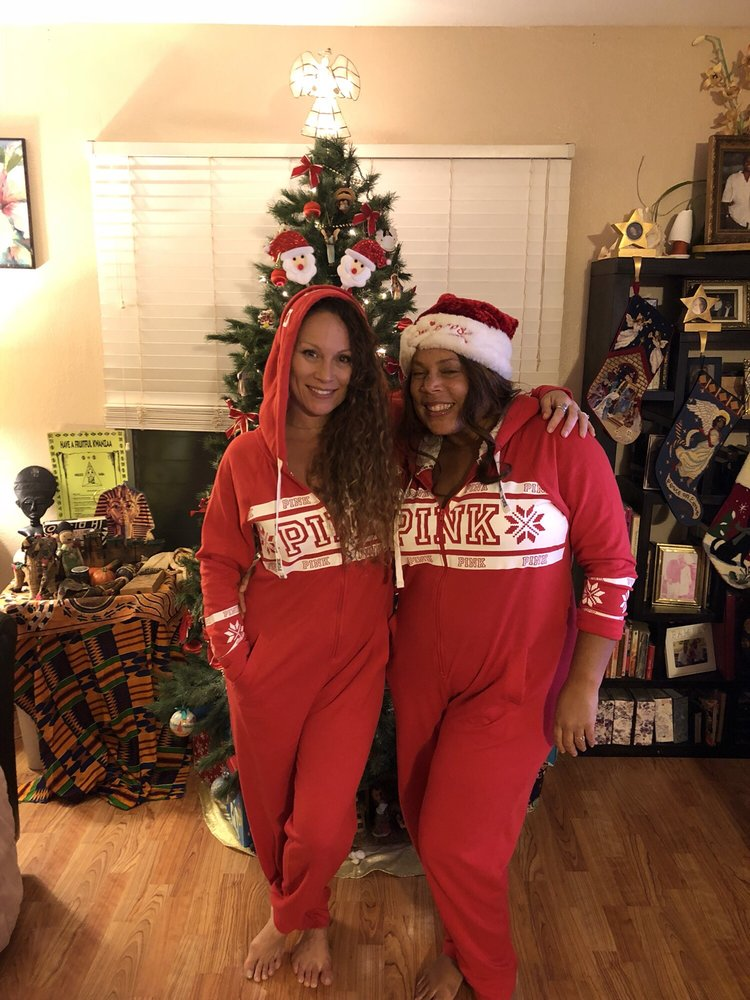 Xs Pink Victorias Secret Christmas Onesie Pajamas. photo of victorias secret  kapolei hi united states i love my red ba82200e8