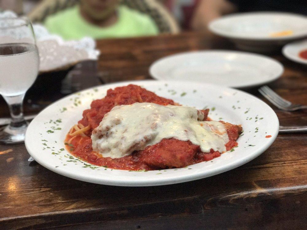 Social Spots from Michaelangelo's Little Italy
