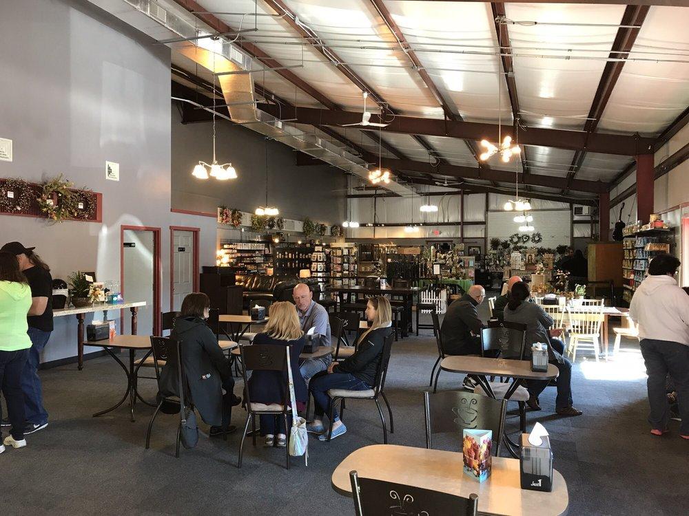 Brisco's Coffee House: 309 S Logan Blvd, Burnham, PA