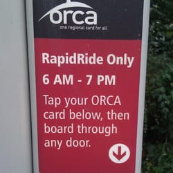 RapidRide C Line - Public Transportation - 801 3rd Ave
