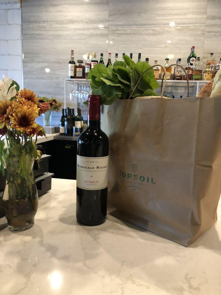 Photo of Topsoil Kitchen & Market: Travelers Rest, SC