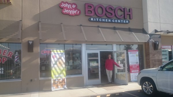 Bosch Kitchen Center 6261 S Highland Dr Holladay, UT Major ...