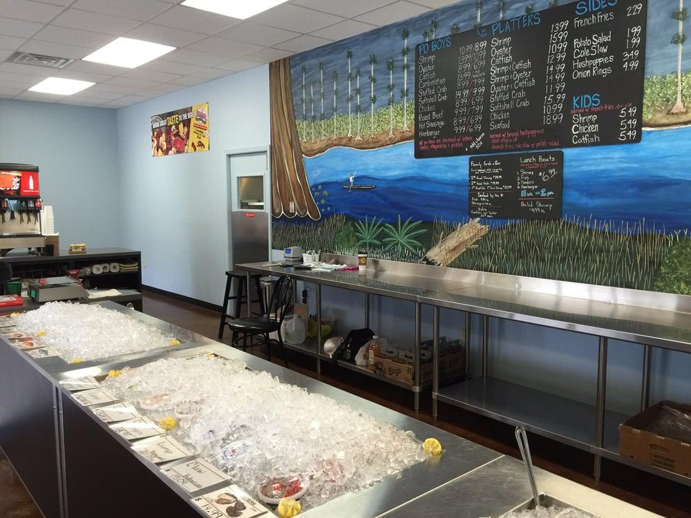 Seafood Restaurants Near Mandeville La