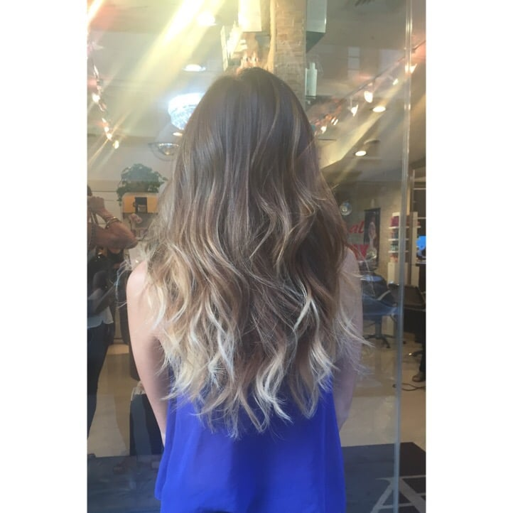 Work from kali yelp for Aaron emanuel salon