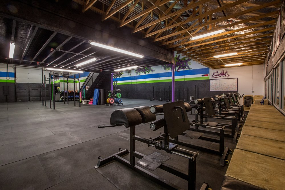 CrossFit Eminence: 864 E 78th Ave, Thornton, CO