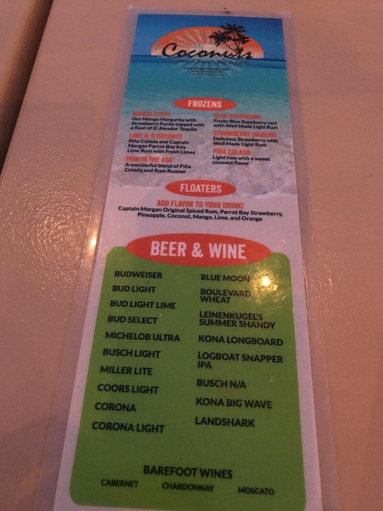 Coconuts Caribbean Beach Bar Grill 61 Photos 76 Reviews Bars