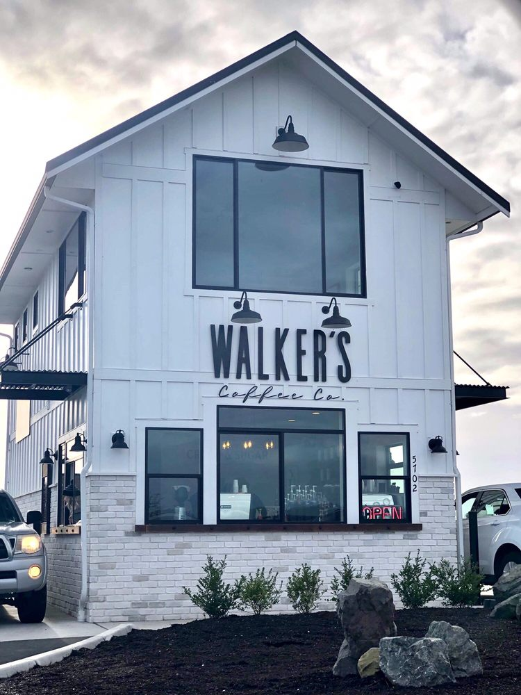 Walker's Coffee Company: 5702 172nd St NE, Arlington, WA