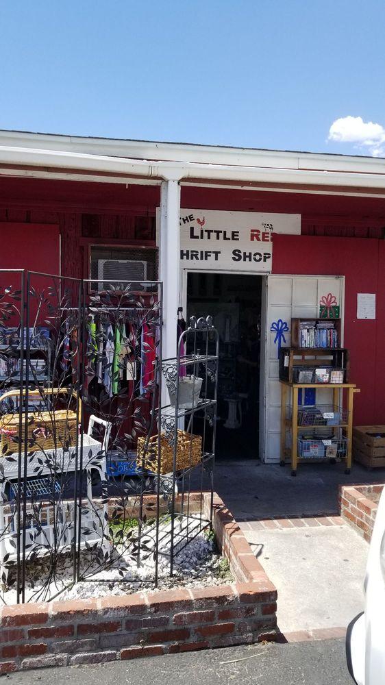 Little Red Thrift Shoppe