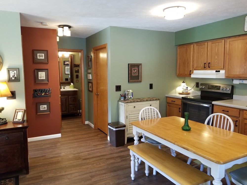 Rivercliff Lodge And Cabin: 43 Double L Ln, Lakeview, AR