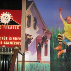 Theater Für Kinder Performing Arts Max Brauer Allee 76 Altona