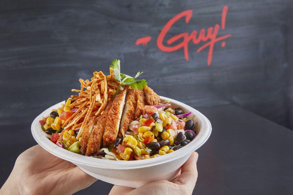Chicken Guy!