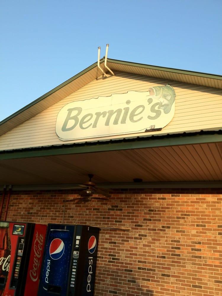 Bernie's: 1355 John B Gordon St, Bellville, GA