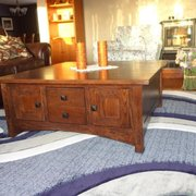 Cambridge Trestle Extension Table Photo Of Amish Tables   Plymouth, MI,  United States. Springhill Coffee Table Wood ...
